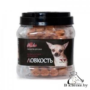 Лакомство для собак Miniki ЛОВКОСТЬ
