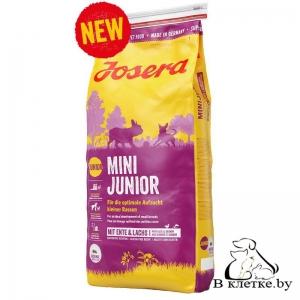 Сухой корм Josera Mini Junior