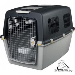 Переноска пластиковая для крупных собак Trixie Gulliver VII