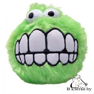 Игрушка мягкая с пищалкой «Зубы» Rogz Grinz Fluffy Small