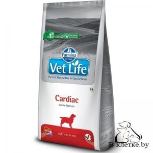 Диетический корм Farmina Vet Life Cardiac
