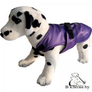 Жилет-попона для собак Ami Play Фиолетовая