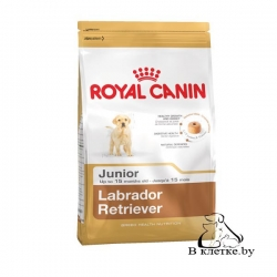 Сухой корм Royal Canin Labrador Junior 12 кг