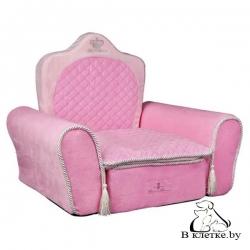Лежак-трон Trixie My Princess розовый