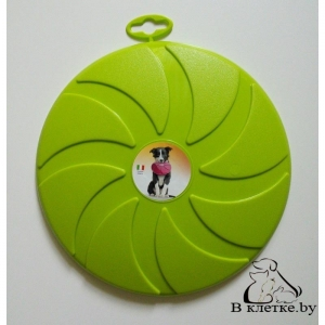 Игрушка для собак Georplast Frisbee SuperDog Eko