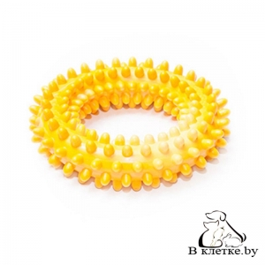 Игрушка Sum-Plast «Кольцо с шипами среднее»
