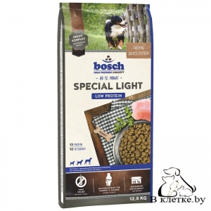 Сухой корм Bosch Special Light