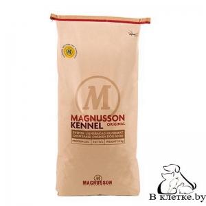 Корм для ухода за шерстью Magnusson Original Kennel