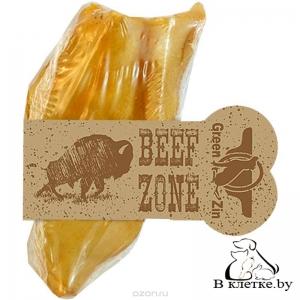 Лакомство Сушенное баранье ухо Beef Zone