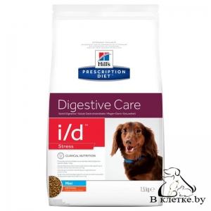 Hill's Prescription Diet i/d Stress Mini Digestive Care