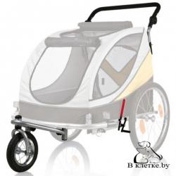Комплект аксессуаров Trixie для велоприцепа L серый