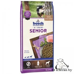 Сухой корм Bosch Senior