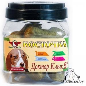 Жевательная косточка Доктор Клык №5 вкус кролика