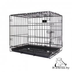 Клетка для животных Happy Pet 108х69х78см