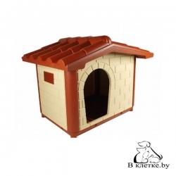 Будка для собаки Bergamo Classik Mini