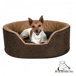 Лежак Trixie Benito коричневый-60