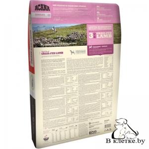 Корм собакам с чувствит. пищеварением Acana Grass-Fed Lamb