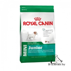 Сухой корм Royal Canin Мini Junior 8 кг