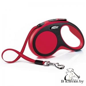 Рулетка-поводок Flexi New Comfort L Лента