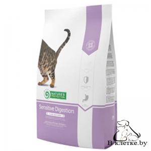 Корм кошкам с чувствит. пищеварением Nature's Protection Sensitive Digestion
