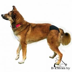 Штанишки гигиенические для собак Trixie L Черн