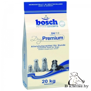 Сухой корм Bosch Dog Premium