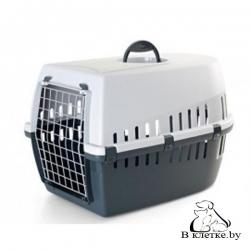 Переноска Savic Trotter 3 для кошек серая