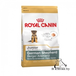 Сухой корм Royal Canin German Shepherd Junior