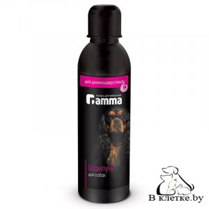 Шампунь для длинношерстных собак Gamma