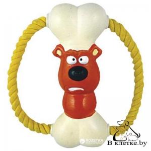 Игрушка с пищалкой для собак Lilli Pet FLYING DOG