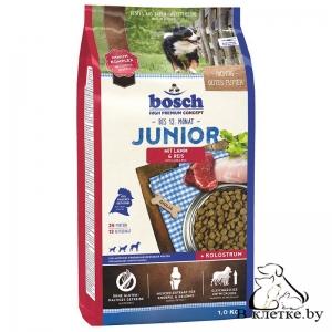 Сухой корм Bosch Junior Ягненок с Рисом