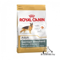 Сухой корм Royal Canin German Shepherd