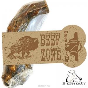 Сушенный говяжий хвост нарезанный Beef Zone средний