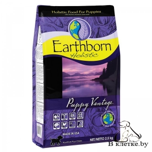 Сухой корм Earthborn Holistic Puppy Vantage