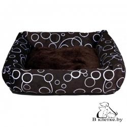 Лежанка для собак Trixie Marino-Х55 коричневая