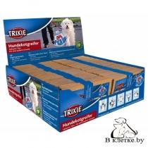 Одноразовые бумажные пакеты для уборки за собаками Trixie 24х10