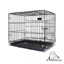 Клетка для животных с фальшдном Happy Pet 108х69х78см