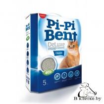 Наполнитель комкующийся Pi-Pi-Bent Deluxe Classic