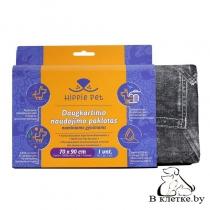 Пеленка многоразовая для животных Hippie Pet имитация джинсовой ткани