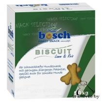 Лакомство Bosch Biscuit Ягненок с Рисом