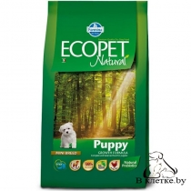 Корм Farmina Ecopet Natural Puppy MINI