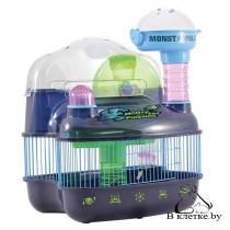 Клетка для грызунов Triol Monstropolis WD5001