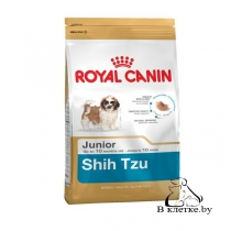 Сухой корм Royal Canin Shih Tzu Junior
