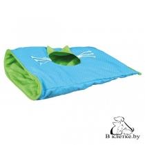 Лежак-мешок для кошек Trixie Crackle Sack