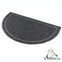 Полукруглый коврик для кошачьего туалета Trixie