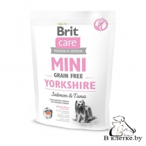 Сухой корм Brit Care Mini GF Yorkshire