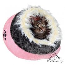 Домик для кошек и щенков Trixie Minou розовый