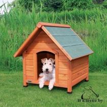 Конура для собаки с остроконечной крышей Trixie natura XL