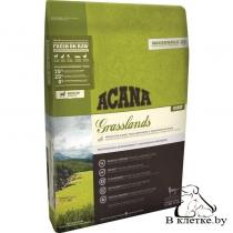 Беззерновой корм Acana Grasslands Cat