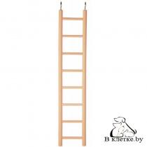 Лесенка для птиц деревянная Trixie 36 см